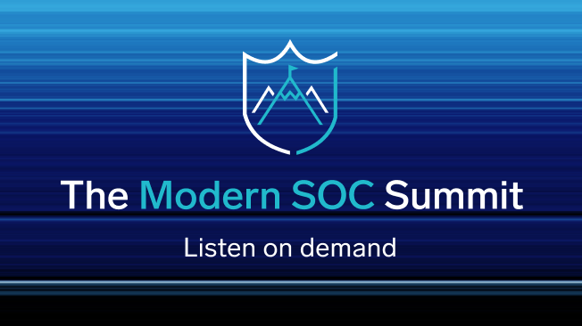 Didn't attend? Catch snippets from Sumo's 2021 Modern SOC Summit