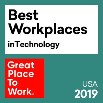 Best Workplaces in Technology 2019