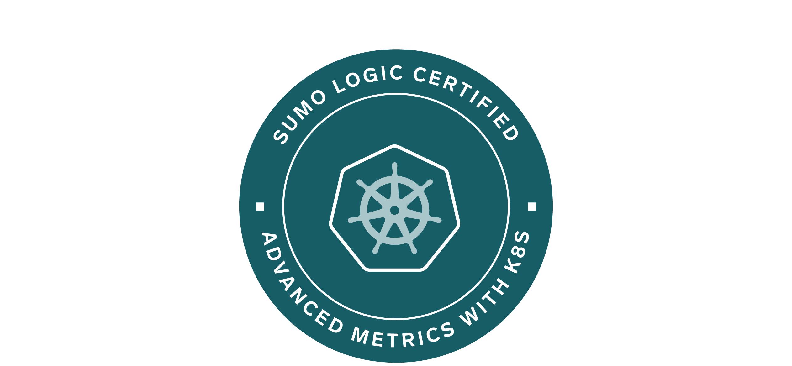 Certification advanced metrics k8s