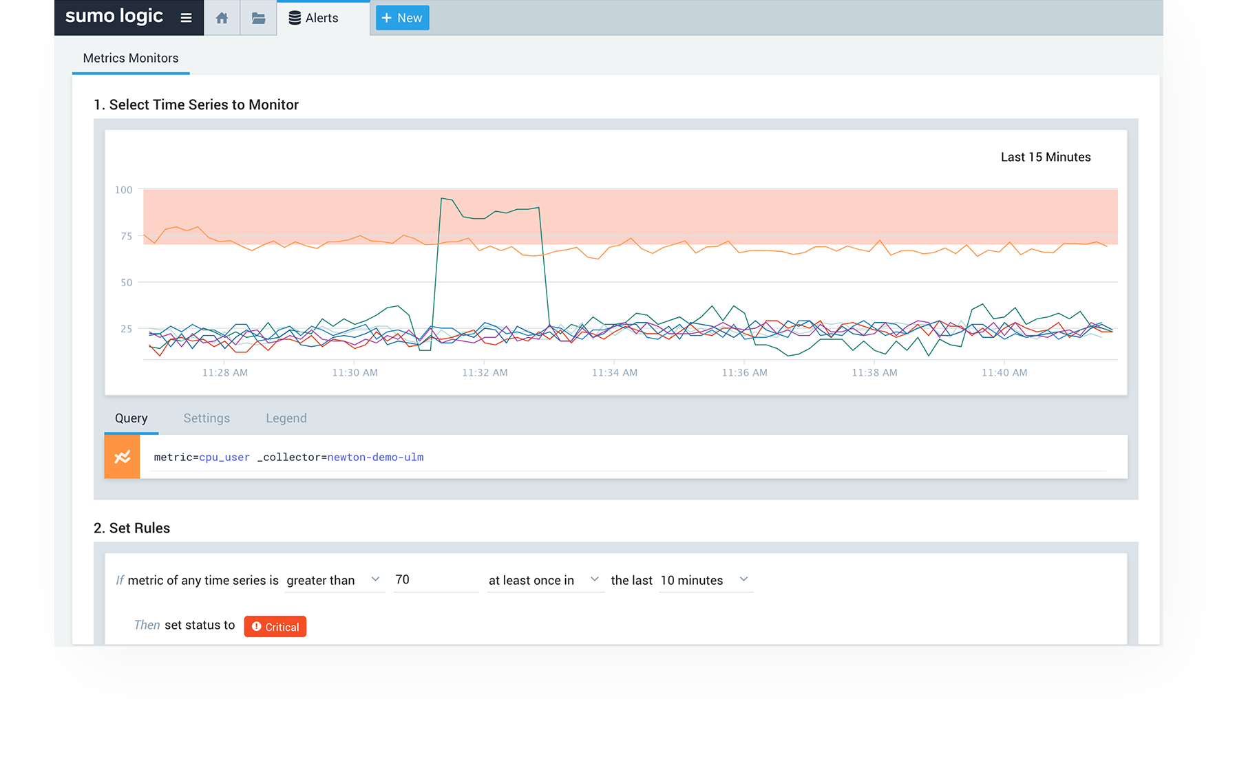 Powerful real-time analytics