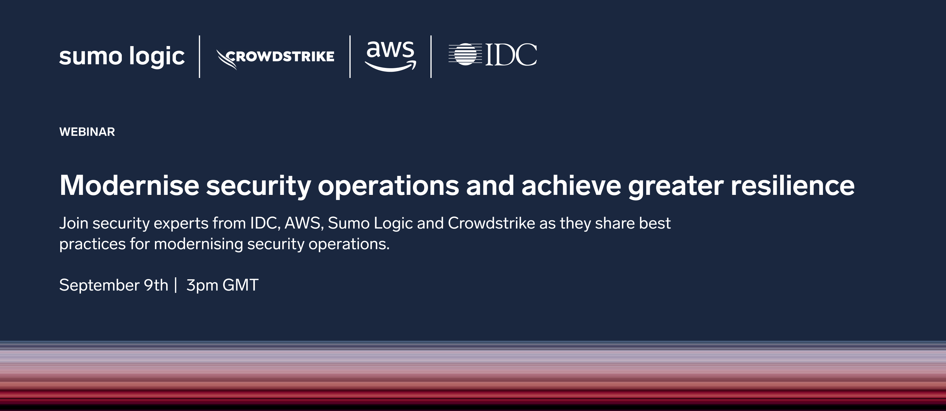 Modernise Your Security Operations and Achieve Greater Resilience