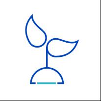 Grow icon x2