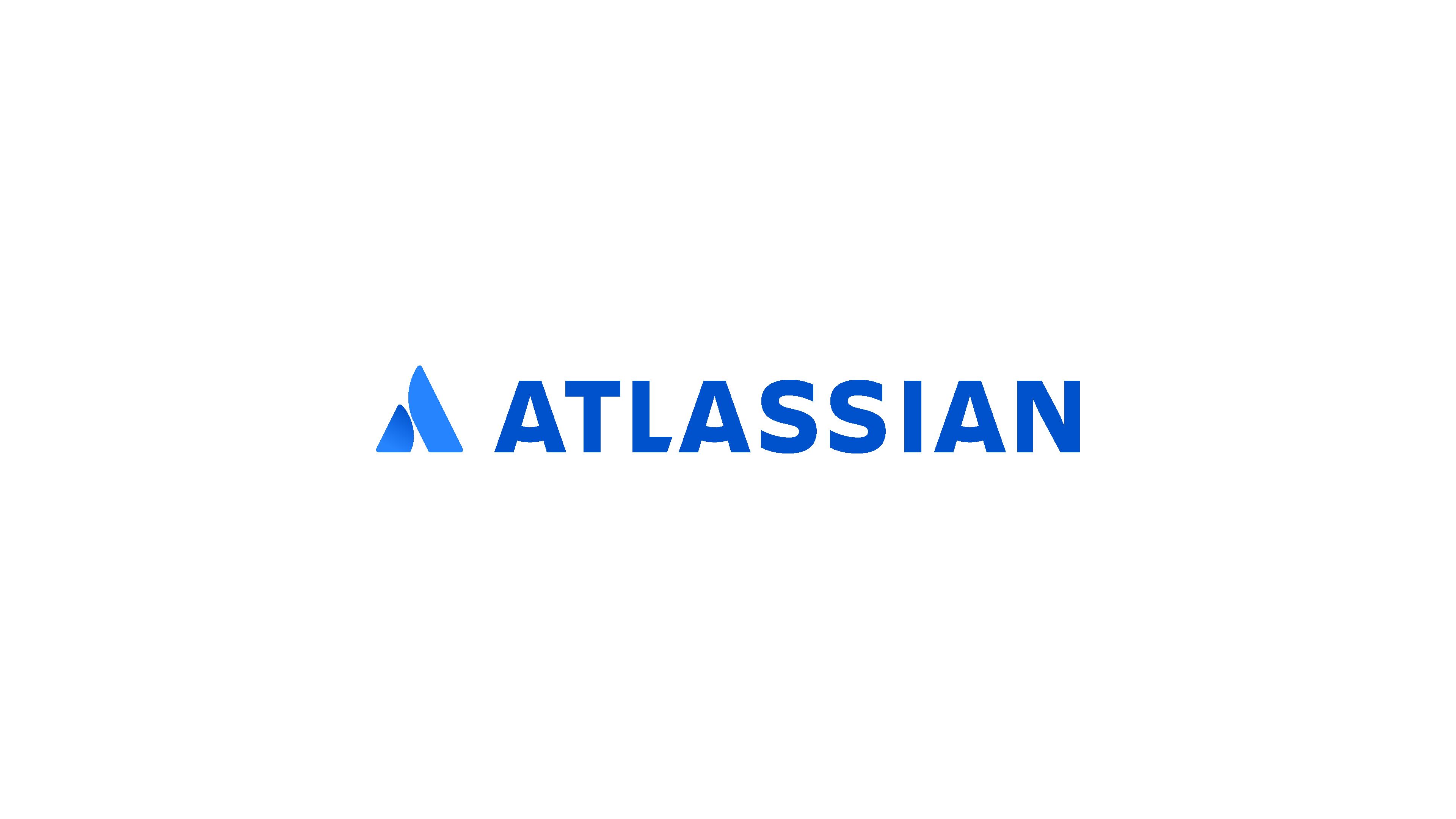 Atlassian blue logo