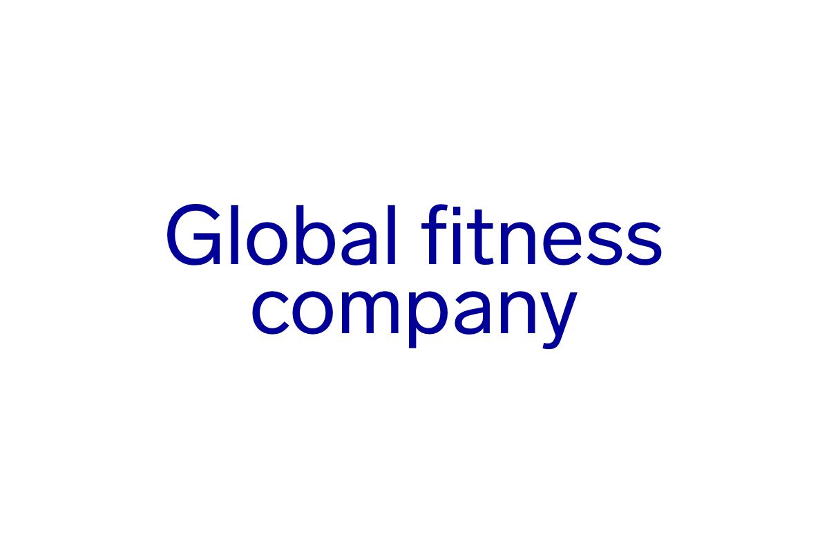 Global Fitness Company
