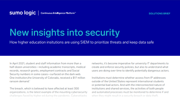New Insights Into Security Whitepaper Thumbnail