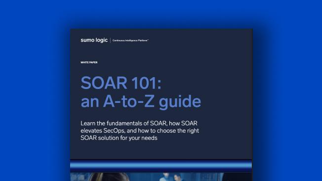 SOAR 101: an A-to-Z guide