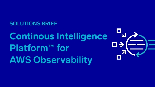 Continuous Intelligence Platform for AWS Observability